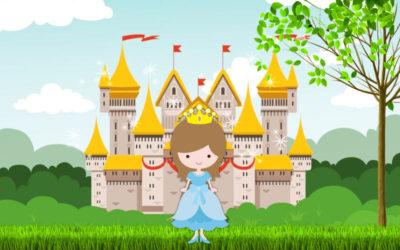 El cabello de la princesa Tania