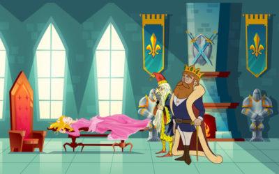 La princesa encantada de ciudad Terin