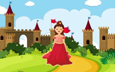 La Princesa Rizos Largos