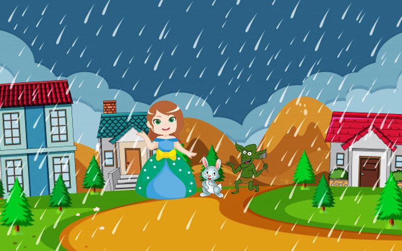 La princesa de la lluvia