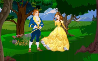 El Príncipe y la Princesa Rosa