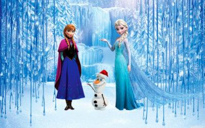 Frozen (Anna y Elsa)