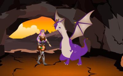 La Princesa y la Dragona