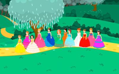 Las 12 Princesas Bailarinas