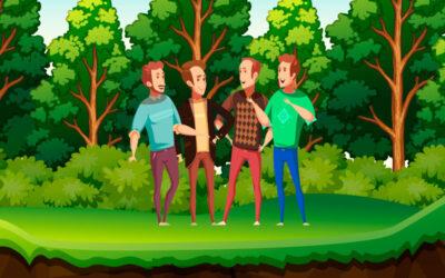 Los Cuatro Hermanos
