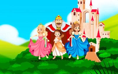 Las Tres Princesas del Rey
