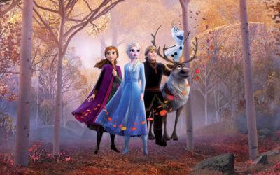 Frozen 2 (Anna y Elsa)