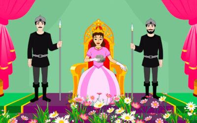 La Princesa de Fuego