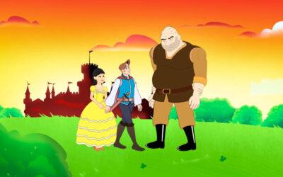 La Princesa y el Gigante