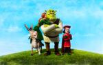 Shrek (Princesa Fiona y Burro)
