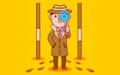 El detective Zinho